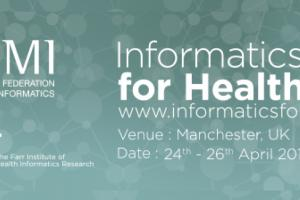 Informatics for Health 2017